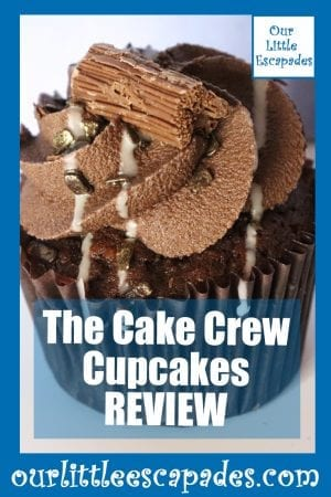 The Cake Crew Cupcakes REVIEW