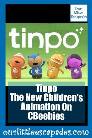 Tinpo The New Childrens Animation On CBeebies