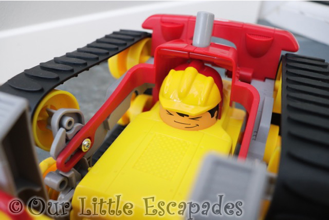 little tikes rc dozer head