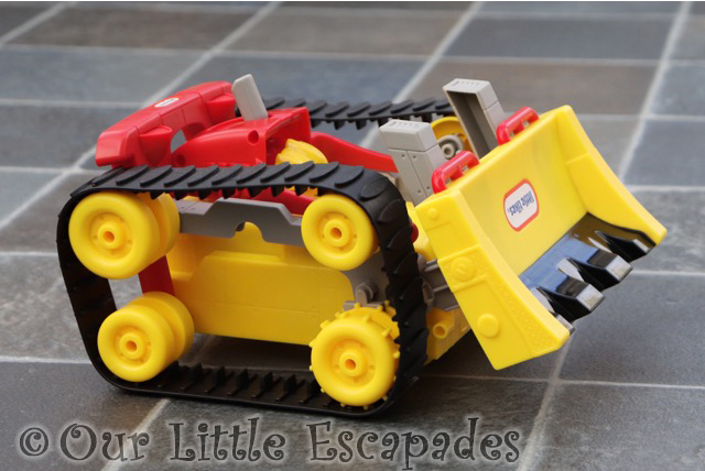 little tikes rc dozer mode
