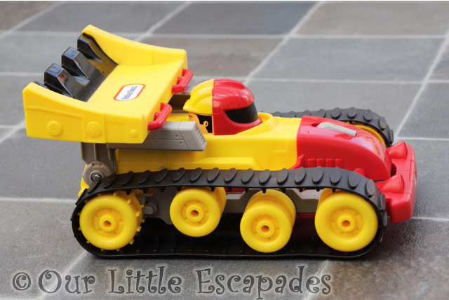 little tikes rc racer mode