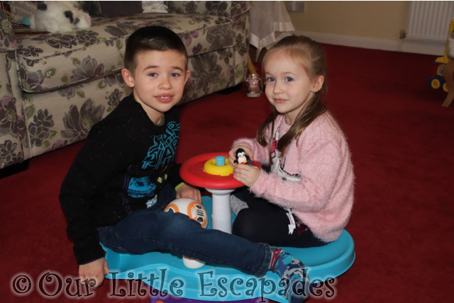 siblings ethan little e little tikes dual twister