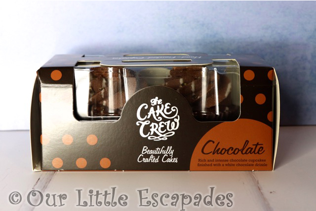 the cake crew chocolate cupcakes boxed