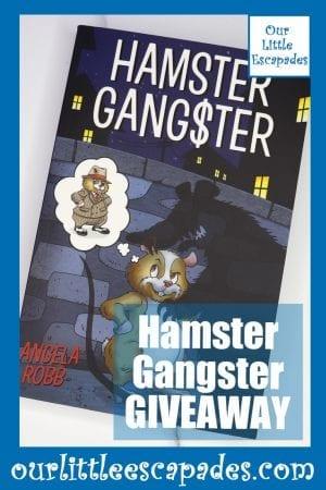 Hamster Gangster Giveaway