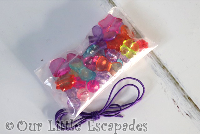 Zuru 5 SURPRISE Purple Season 2 bracelet beads