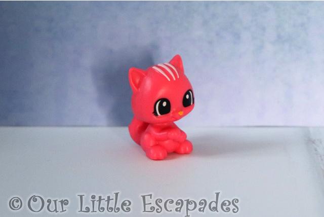 Zuru 5 SURPRISE Purple Season 2 pink squirrel