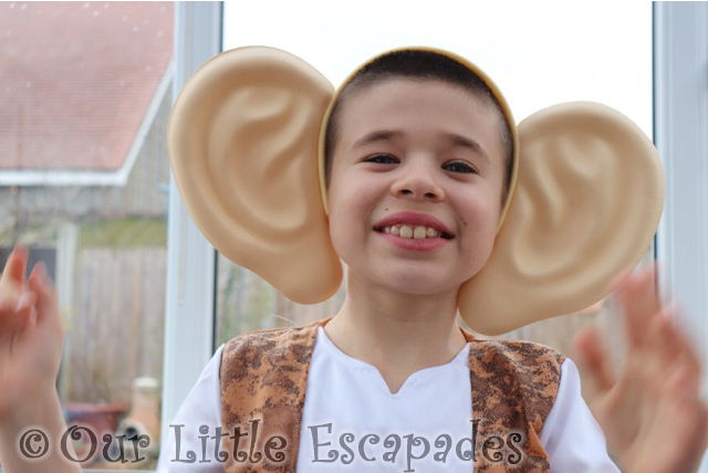 bfg big ears roald dahl world book day costume