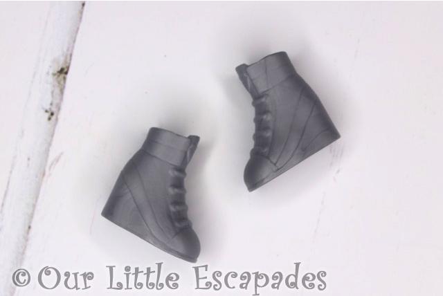 boxy girls brooklyn grey boots