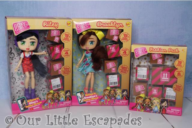 boxy girls brooklyn riley fashion pack