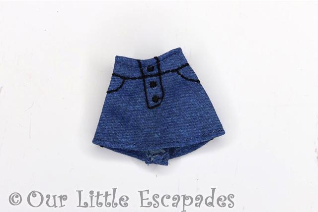 boxy girls fashion pack jean skirt