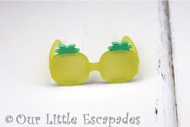 boxy girls fashion pack pineapple sunglasses