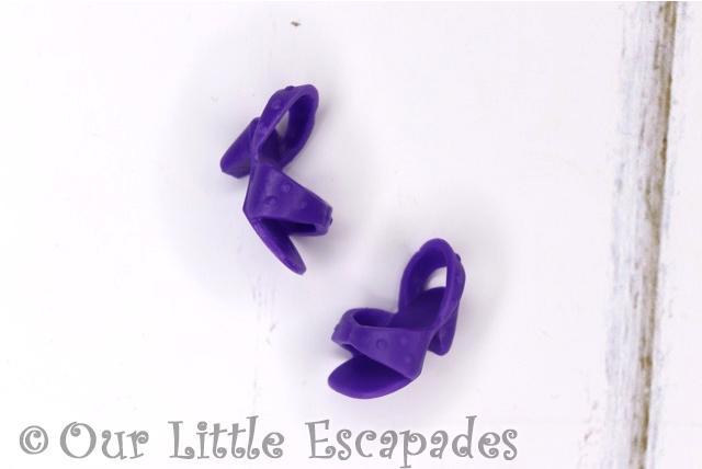boxy girls riley purple shoes