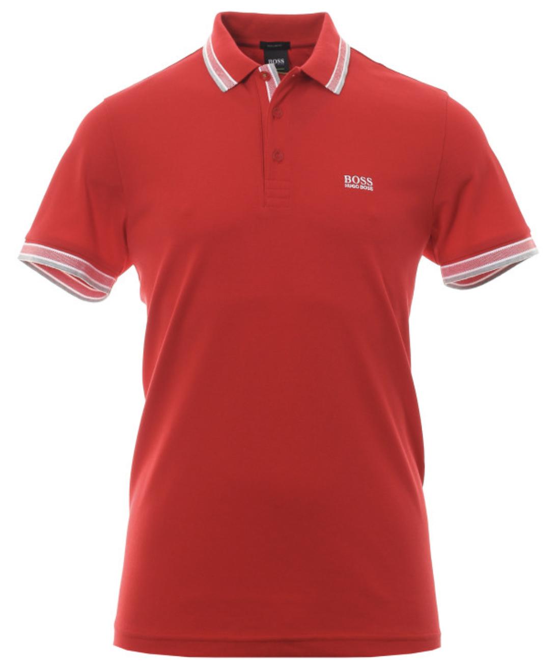 hugo boss paddy polo shirts