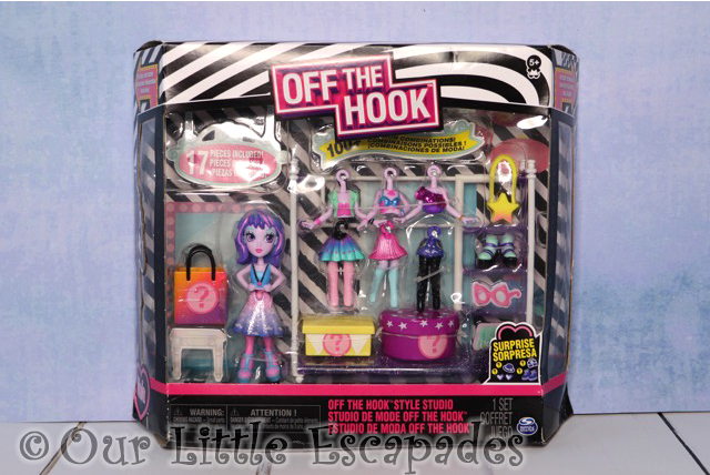 off the hook style dolls style studio
