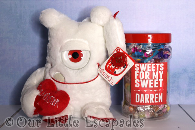 valentines day gift ideas sweets for my sweet jar love monster
