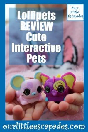 Lollipets REVIEW Cute Interactive Pets