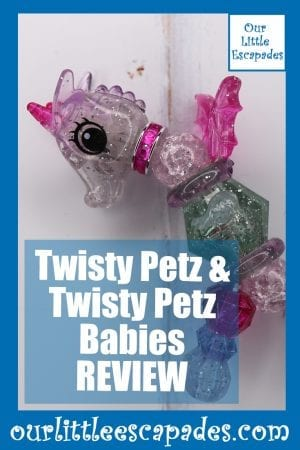Twisty Petz Babies REVIEW