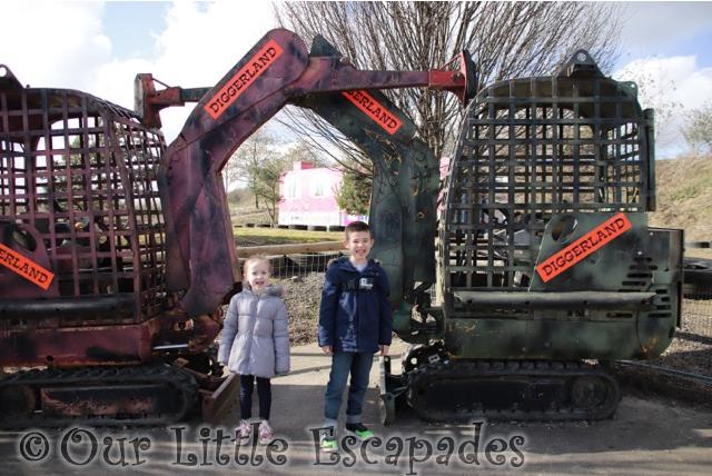 ethan little e diggerland kent siblings feb 19