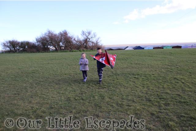 kite flying ethan little e