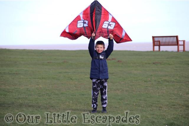 kitedrone fusionwing kite flying ethan