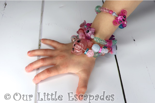 little e twisty petz bracelets
