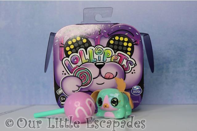 lollipets single pack sprinkles