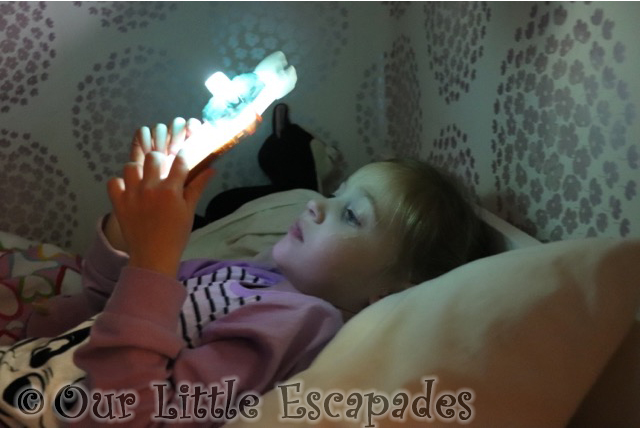 moonlite storybook projector little e iphone