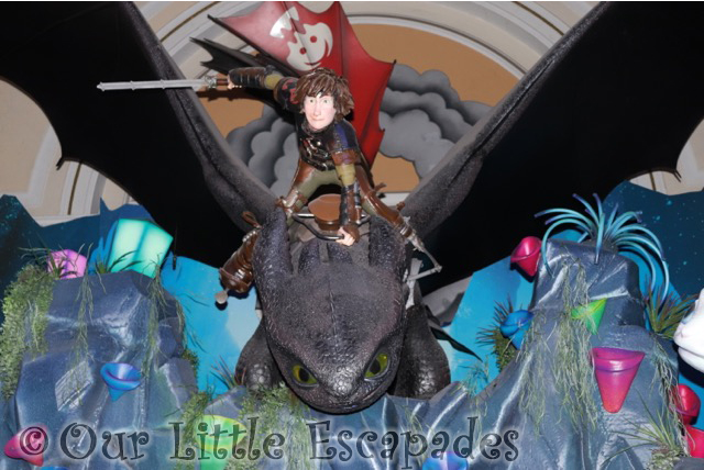 shreks adventure london hiccup toothless