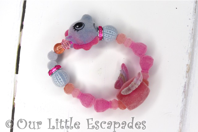 twisty petz velvette flying pony bracelet