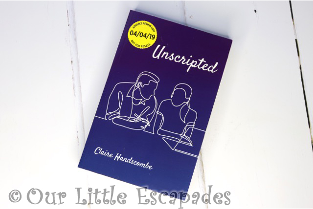 unscripted clare handscombe