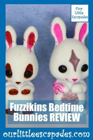 Fuzzikins Bedtime Bunnies REVIEW