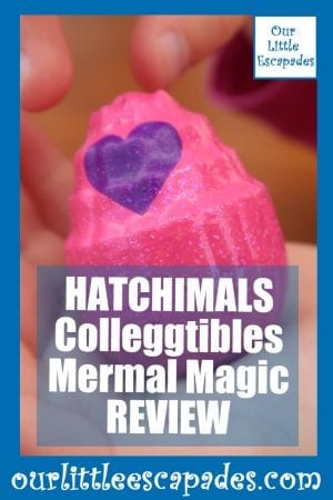 HATCHIMALS Colleggtibles Mermal Magic REVIEW