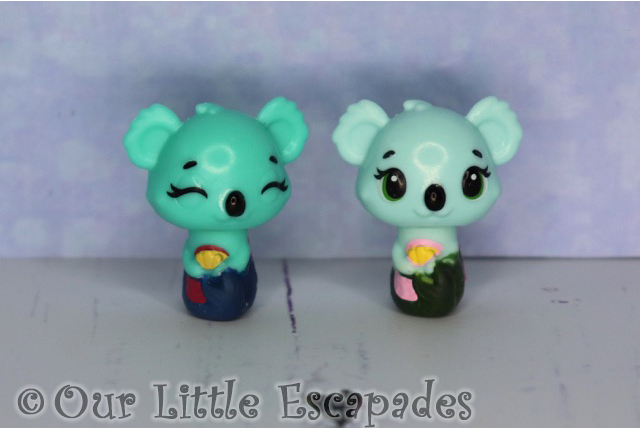 HATCHIMALS mermal twins koalabee