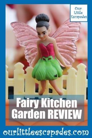 fairy kitchen garden REVIEW