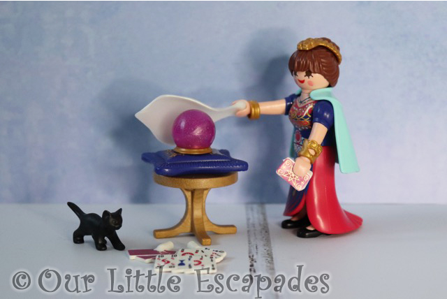 fortune teller playmobil 9417 contents