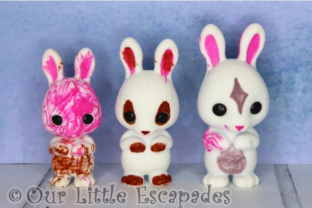 fuzzikins bedtime bunnies designed