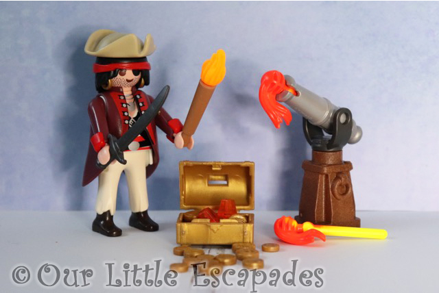 pirate cannon playmobil 9415 playmobil easter egg contents