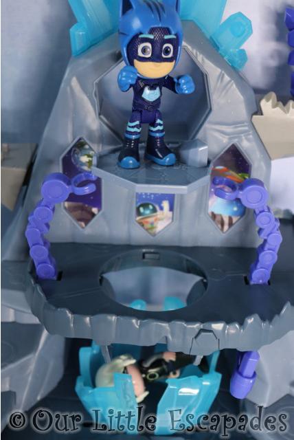 pj masks luna fortress playset crystal moon trap