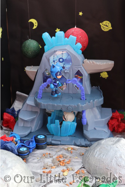 pj masks luna fortress playset moon craft