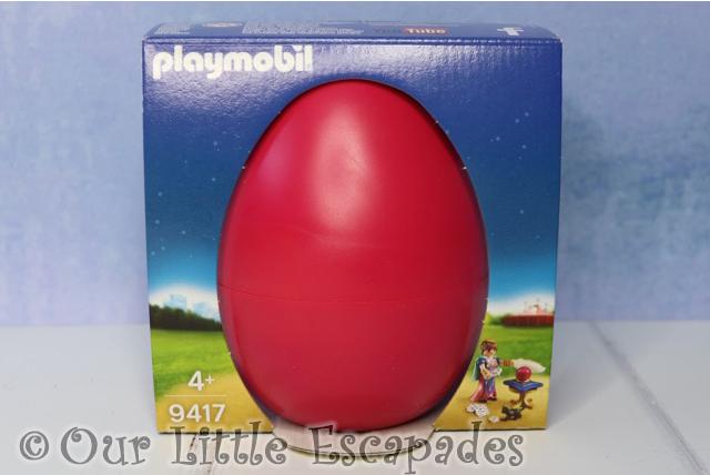 playmobil 9417 playmobil easter egg box
