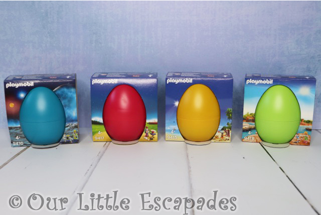 playmobil easter eggs
