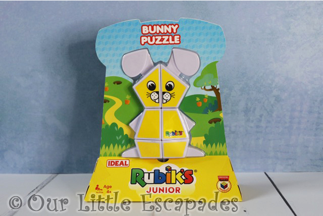 rubiks junior bunny puzzle easter gift ideas for kids
