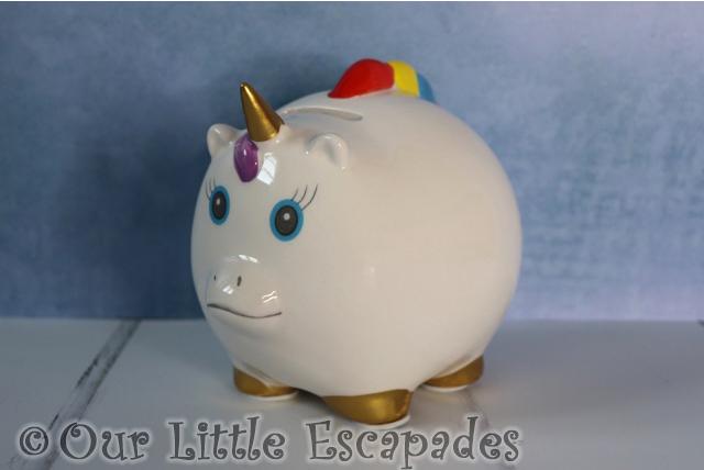 unicorn money bank easter gift ideas for kids