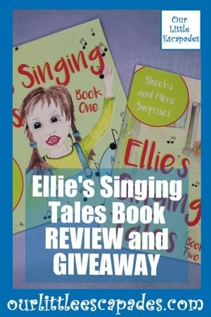 Ellies Singing Tales Book REVIEW and GIVEAWAY
