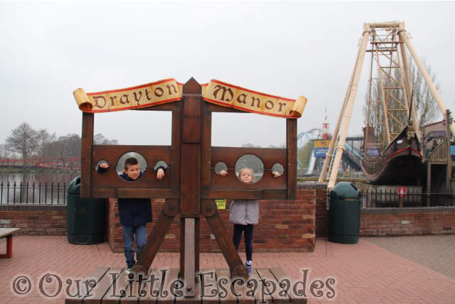 drayton manor stocks ethan little e