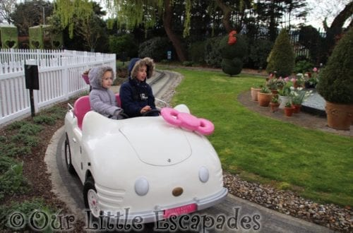 drusillas hello kitty cars ethan little e