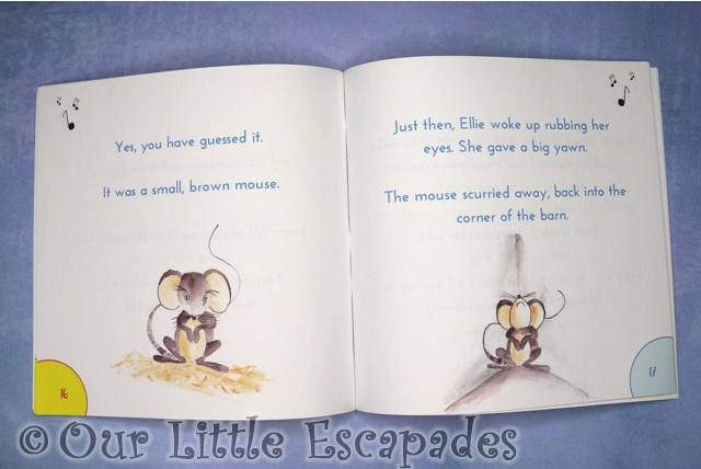 ellies singing tales book 1 pages