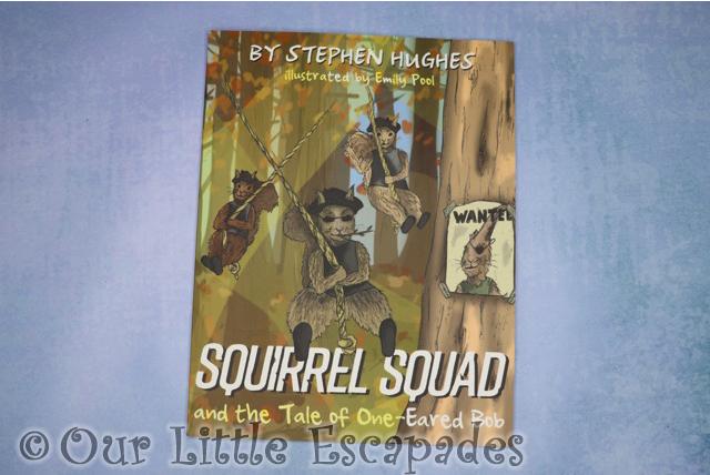 squirrel squadand tale one eared bob