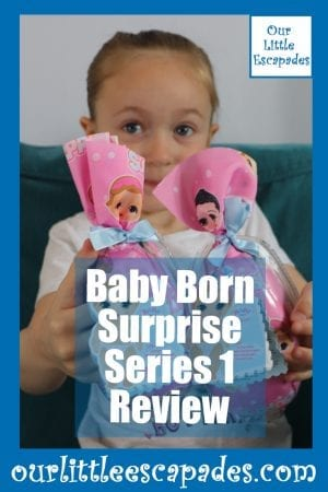 Baby Born Surprise Series 1 Review