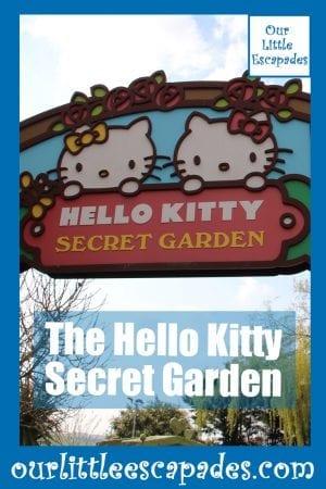 The Hello Kitty Secret Garden